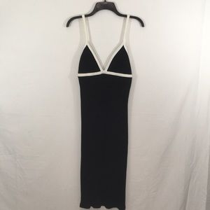 NWT Zara Ribbed Knit Dress